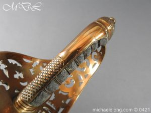 michaeldlong.com 17867 300x225 Royal Engineers 1857 Officer's Sword by Wilkinson