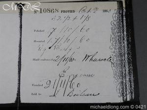 michaeldlong.com 17870 300x225 Royal Engineers 1857 Officer's Sword by Wilkinson