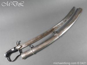 1796 Light Cavalry Sword by Osborn