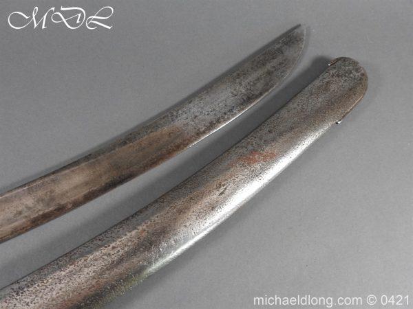 michaeldlong.com 18054 600x450 1796 Light Cavalry Sword by Osborn