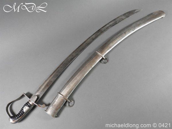 michaeldlong.com 18055 600x450 1796 Light Cavalry Sword by Osborn