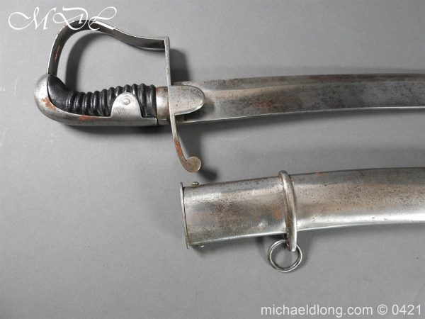 michaeldlong.com 18056 600x450 1796 Light Cavalry Sword by Osborn