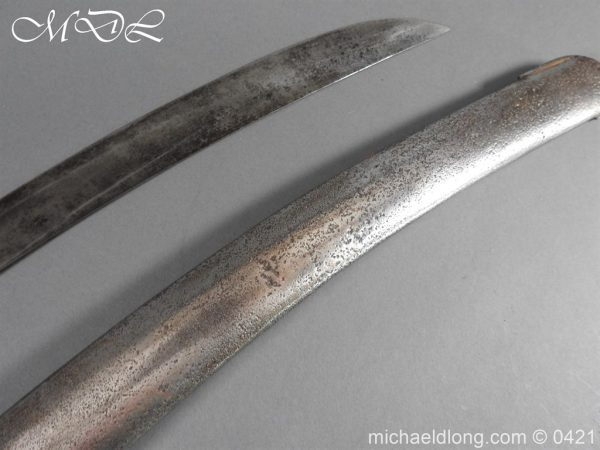 michaeldlong.com 18058 600x450 1796 Light Cavalry Sword by Osborn