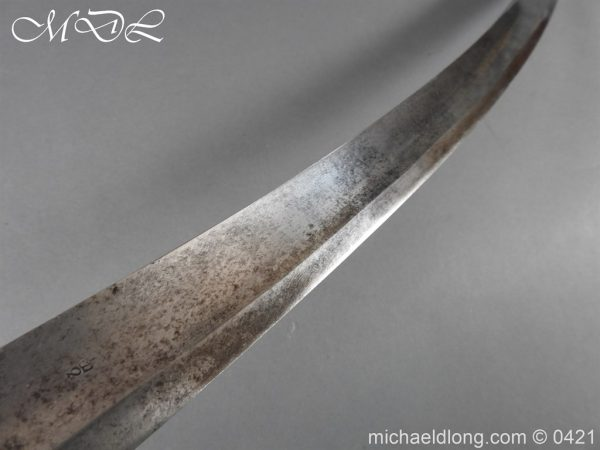 michaeldlong.com 18063 600x450 1796 Light Cavalry Sword by Osborn