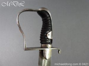 michaeldlong.com 18074 300x225 1796 Light Cavalry Sword by Osborn