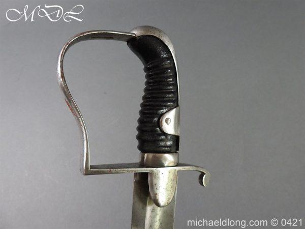 michaeldlong.com 18074 600x450 1796 Light Cavalry Sword by Osborn