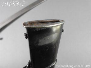 michaeldlong.com 18086 300x225 1796 Light Cavalry Sword by Wooley