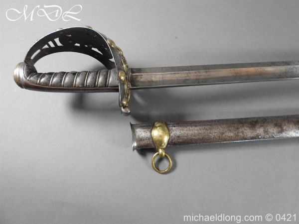 michaeldlong.com 18135 600x450 1st Life Guards State Sword 1834 Pattern
