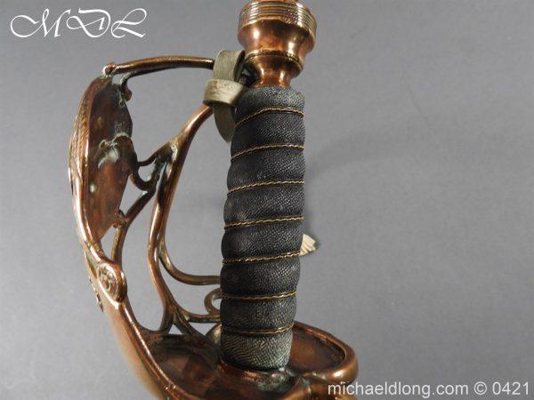 michaeldlong.com 18252 600x450 Household Cavalry Officer's Sword c 1805