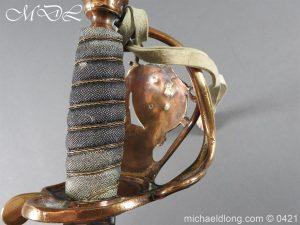 michaeldlong.com 18253 300x225 Household Cavalry Officer's Sword c 1805