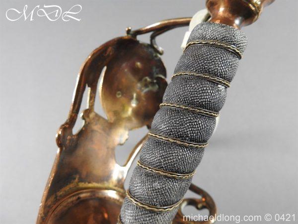 michaeldlong.com 18258 600x450 Household Cavalry Officer's Sword c 1805