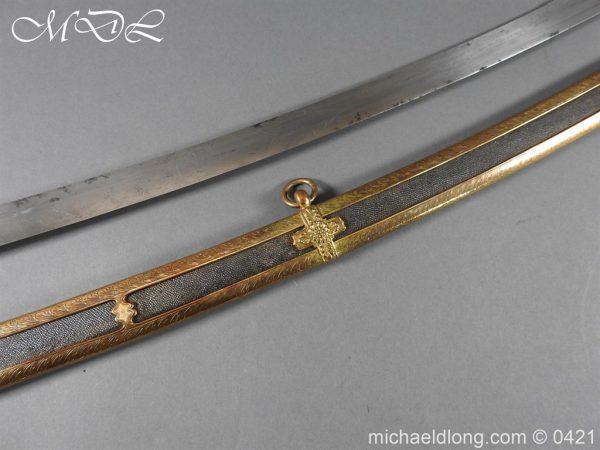 michaeldlong.com 18295 600x450 15th Kings Hussars Mameluke Sword