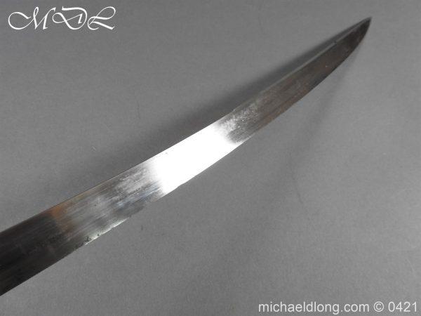 michaeldlong.com 18311 600x450 15th Kings Hussars Mameluke Sword
