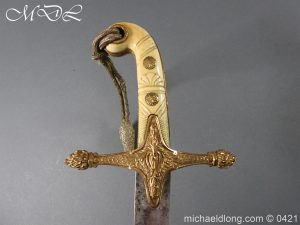 michaeldlong.com 18316 300x225 15th Kings Hussars Mameluke Sword