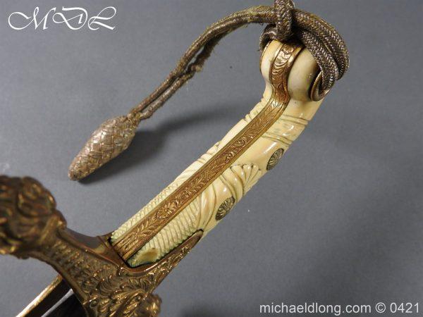 michaeldlong.com 18319 600x450 15th Kings Hussars Mameluke Sword