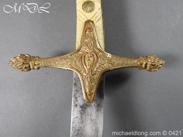michaeldlong.com 18321 600x450 15th Kings Hussars Mameluke Sword