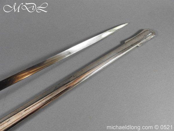 michaeldlong.com 18331 600x450 Victorian Infantry Officer's Presentation Sword