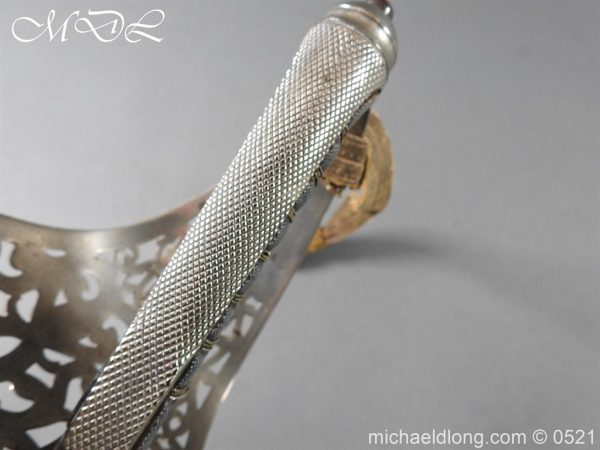 michaeldlong.com 18355 600x450 Victorian Infantry Officer's Presentation Sword