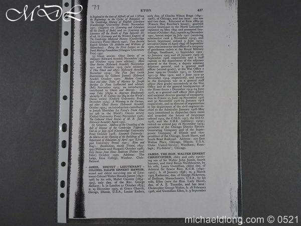 michaeldlong.com 18357 600x450 Victorian Infantry Officer's Presentation Sword