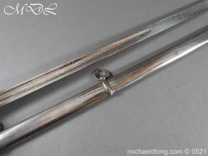 michaeldlong.com 18361 300x225 Victorian Surrey Rifles Presentation Officer's Sword