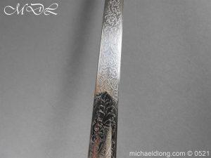 michaeldlong.com 18373 300x225 Victorian Surrey Rifles Presentation Officer's Sword