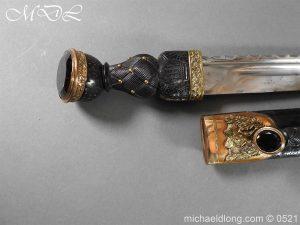 michaeldlong.com 18453 300x225 Seaforth Highlanders Regimental Dirk