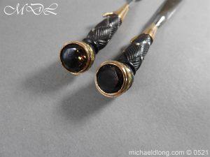 michaeldlong.com 18460 300x225 Seaforth Highlanders Regimental Dirk