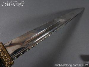 michaeldlong.com 18468 300x225 Seaforth Highlanders Regimental Dirk