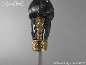 michaeldlong.com 18476 300x225 Seaforth Highlanders Regimental Dirk