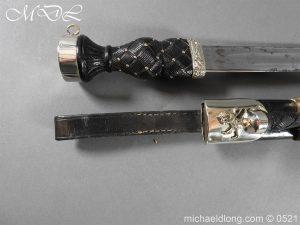 michaeldlong.com 18480 300x225 Victorian London Scottish Regimental Dirk