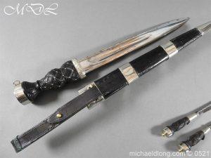 michaeldlong.com 18482 300x225 Victorian London Scottish Regimental Dirk