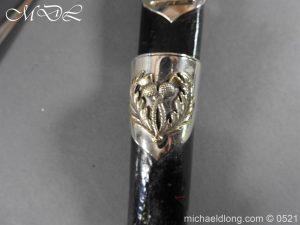 michaeldlong.com 18488 300x225 Victorian London Scottish Regimental Dirk