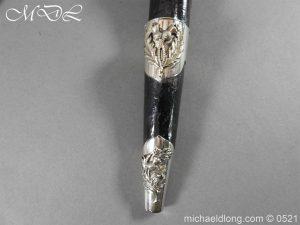 michaeldlong.com 18489 300x225 Victorian London Scottish Regimental Dirk