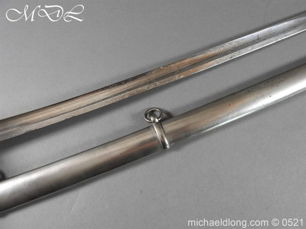 michaeldlong.com 18501 600x450 Kings Royal Rifle Corp Officer's Sword by Wilkinson