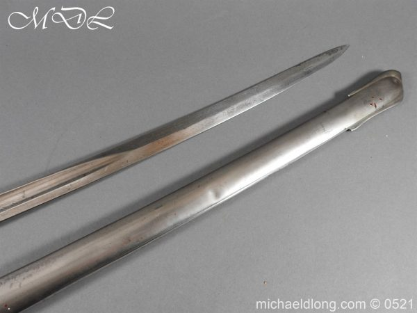 michaeldlong.com 18502 600x450 Kings Royal Rifle Corp Officer's Sword by Wilkinson