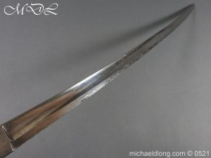 michaeldlong.com 18509 300x225 Kings Royal Rifle Corp Officer's Sword by Wilkinson