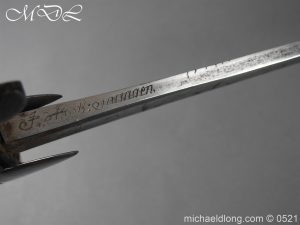 michaeldlong.com 18576 300x225 British 1788 – 1796 Light Cavalry Officer's Sword