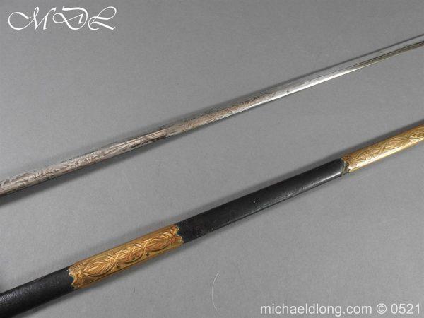 michaeldlong.com 18632 600x450 Victorian Royal Company of Archers Sword