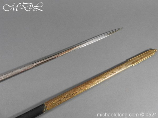 michaeldlong.com 18633 600x450 Victorian Royal Company of Archers Sword