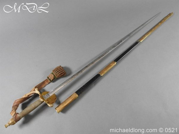 michaeldlong.com 18634 600x450 Victorian Royal Company of Archers Sword