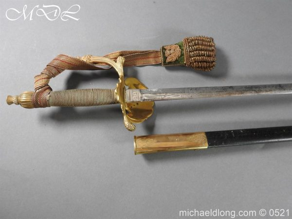 michaeldlong.com 18635 600x450 Victorian Royal Company of Archers Sword