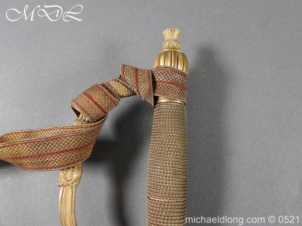 michaeldlong.com 18652 600x450 Victorian Royal Company of Archers Sword