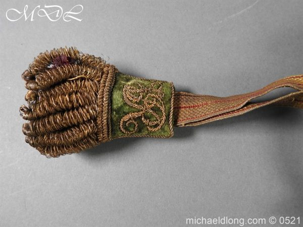 michaeldlong.com 18653 600x450 Victorian Royal Company of Archers Sword