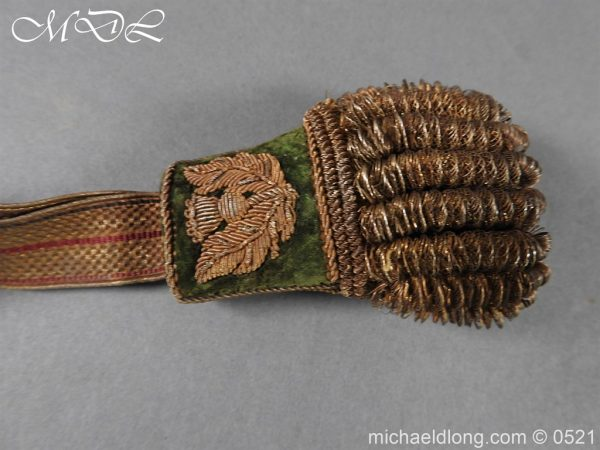 michaeldlong.com 18657 600x450 Victorian Royal Company of Archers Sword
