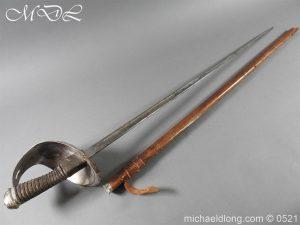michaeldlong.com 18663 300x225 Yorkshire Hussars 1912 Officer's Sword