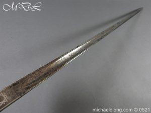 michaeldlong.com 18670 300x225 Yorkshire Hussars 1912 Officer's Sword