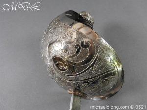 michaeldlong.com 18683 300x225 Yorkshire Hussars 1912 Officer's Sword