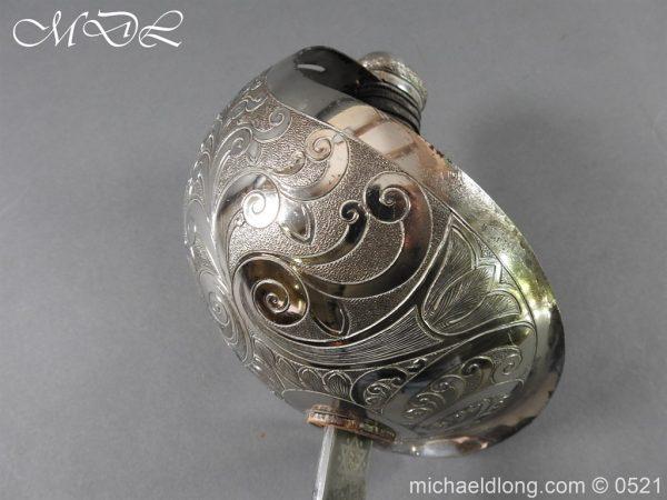 michaeldlong.com 18683 600x450 Yorkshire Hussars 1912 Officer's Sword