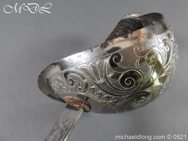 michaeldlong.com 18685 600x450 Yorkshire Hussars 1912 Officer's Sword