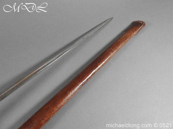 michaeldlong.com 18697 600x450 6th Dragoons Guards 1912 Pattern Cavalry Sword